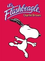 它是闪闪比格犬  查理 布朗
