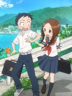 擅长捉弄的高木同学OVA