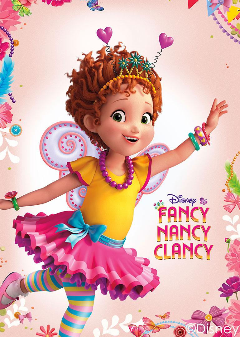 小俏妞妮妮克兰西第一季英文版