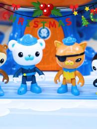 派可猫玩具海底小纵队的奇妙世界