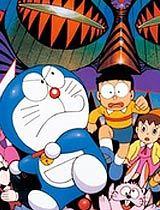 哆啦A梦1993剧场版:大雄与白金迷宫 国语