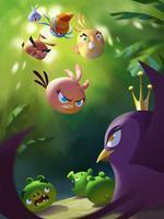 愤怒的小鸟史黛拉 第二季