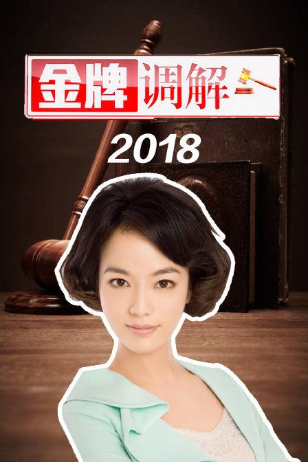 金牌调解 2018 2018年