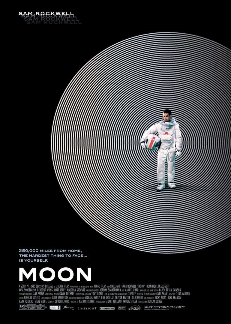 月球(4K)