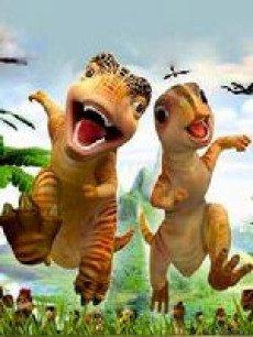 恐龙系列之恐龙世界总动员DVD