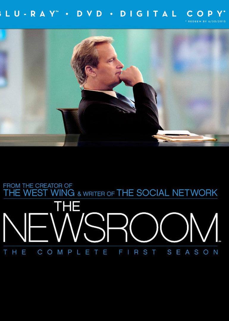 新闻编辑室第一季