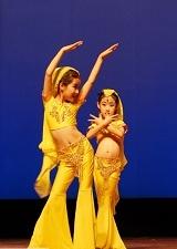 少儿印度舞