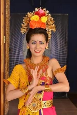 神在巴厘島