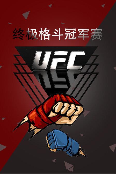 UFC终极格斗冠军赛