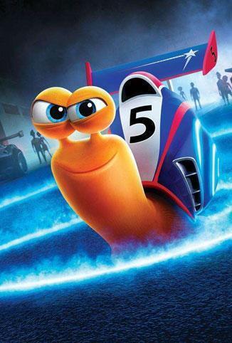 极速蜗牛:狂奔 第一季 英文版