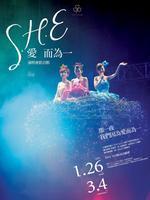 S.H.E「爱而为一」世界巡迴演唱会台北旗舰场