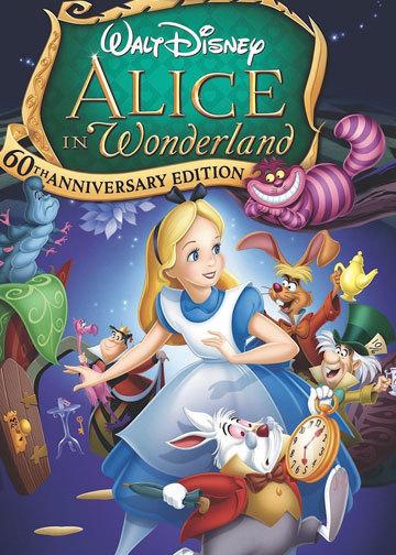 爱丽丝梦游仙境 动画版