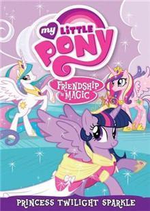 小马宝莉 第四季 友谊的魔力 英文版
