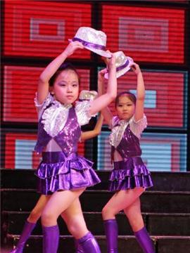 儿童爵士舞蹈视频大全