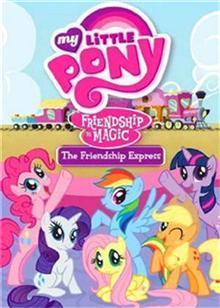 小馬寶莉第三季友誼的魔力英文版