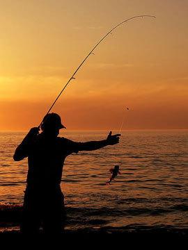 《钓鱼视频》海报