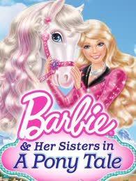 芭比姐妹与小马系列