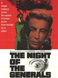 将军之夜电影海报