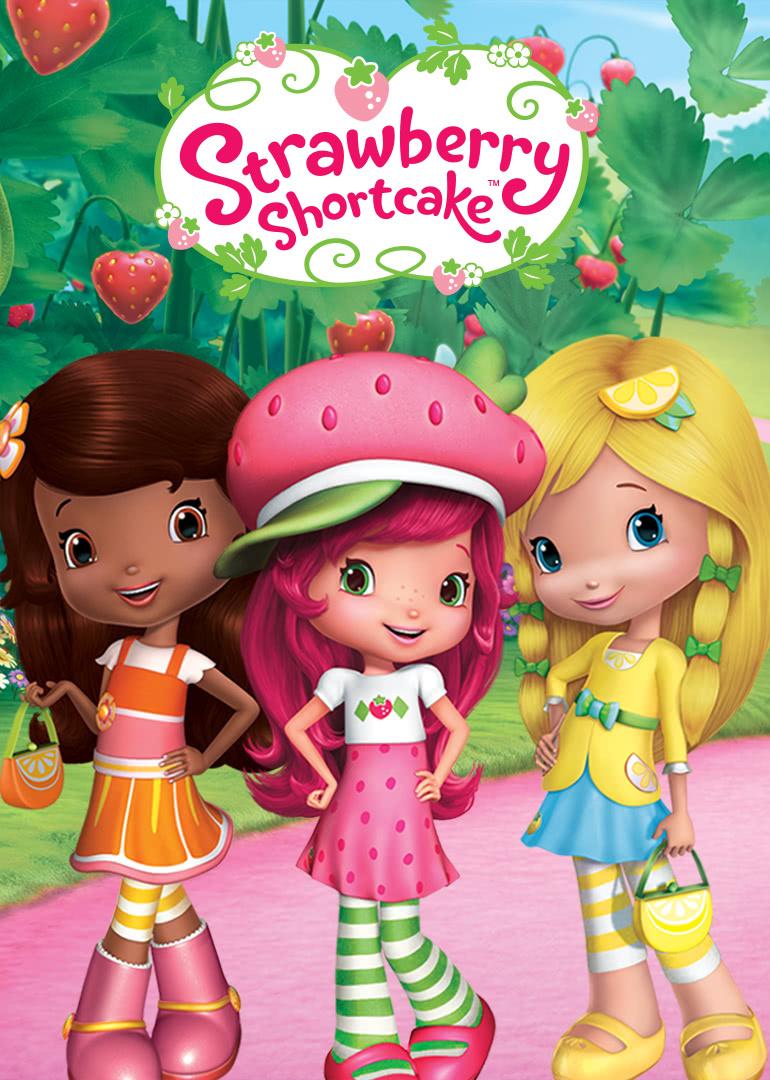 草莓甜心:莓家小姐妹历险记 中文版