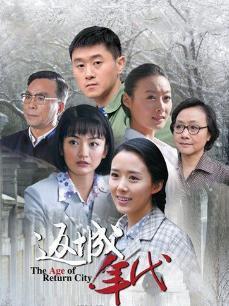 返城年代DVD版(国产剧)