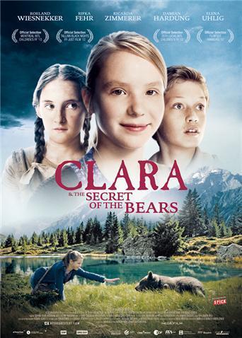 克莱拉和熊的秘密