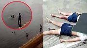 两女孩水库失足溺水