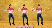 DJ小鱼儿《夜夜夜漫长》广场舞,雪花片片为红颜