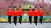 16步广场舞《火辣辣的山里红》简单又好看适合初学者