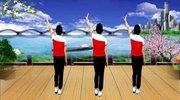 健身舞《女人要活得精彩》简单易学动感时尚背面示范