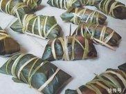 原来土豪吃粽子都是这样包的,食材用的可真奢侈,一个能卖不少钱
