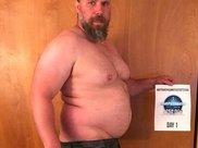 减肥堪比整容!体重254斤的肥仔,怒减74斤后变成帅气肌肉男
