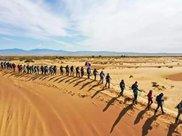 沙漠旅行|徒步腾格里,遇见未知,遇见自己