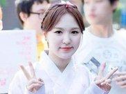 韩国女团Wendy,从全队最胖到最瘦,这样运动可取吗