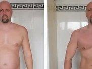 39岁油腻大叔,健身100天减掉大肚腩,只用了这3种方法