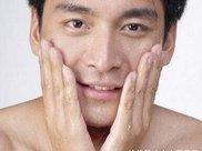 男士瘦脸最简单的方法,看看男士都怎么变小脸