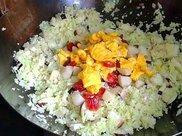 做个植物系青年,没有米饭的蛋炒饭,就这么减肥