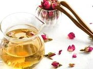 """在家制作的天然""""减肥茶""""通常饮用健康,保持年轻,使减肥变得容易"""