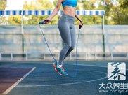 跳绳减肥的正确姿势