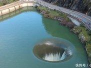 """世界上最壮观的泄洪道,1500吨水一秒泄掉,被称为""""光荣洞""""!"""