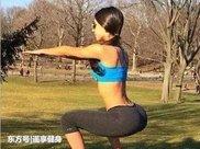 练习深蹲,不要只练半程,这无法充分锻炼臀大肌