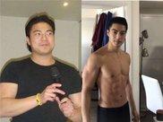 唐嘉壕:从200斤的大胖子逆袭成肌肉男神,进军好莱坞