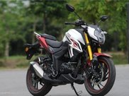 性价比非常高的一款摩托车,KYB减震 CBS刹车,售价不到1.3万