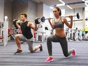减肥健身运动计划一周三练版