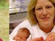 49岁妈妈生宝成瘾,49岁冒着生命危险,又怀孕生第17个孩子