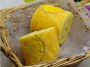 橙子别只会生吃,做成小蛋糕,满满清新橙香味,孩子隔三差五要吃