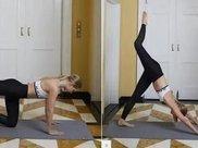 练习力量型瑜伽的益处及方法