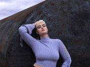 130斤微胖模特,从未想过减肥,被评为最性感的澳洲女性之一