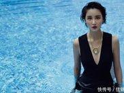 """张歆艺产后首次公布照片,2个月瘦30斤,""""倒三角饮食""""值得学习"""