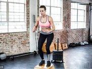 每天练习深蹲跳,有何好处主要锻炼哪里