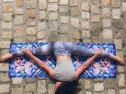 想要在家轻松瘦身,那就试试这套瑜伽体式,坚持一个身体就变苗条